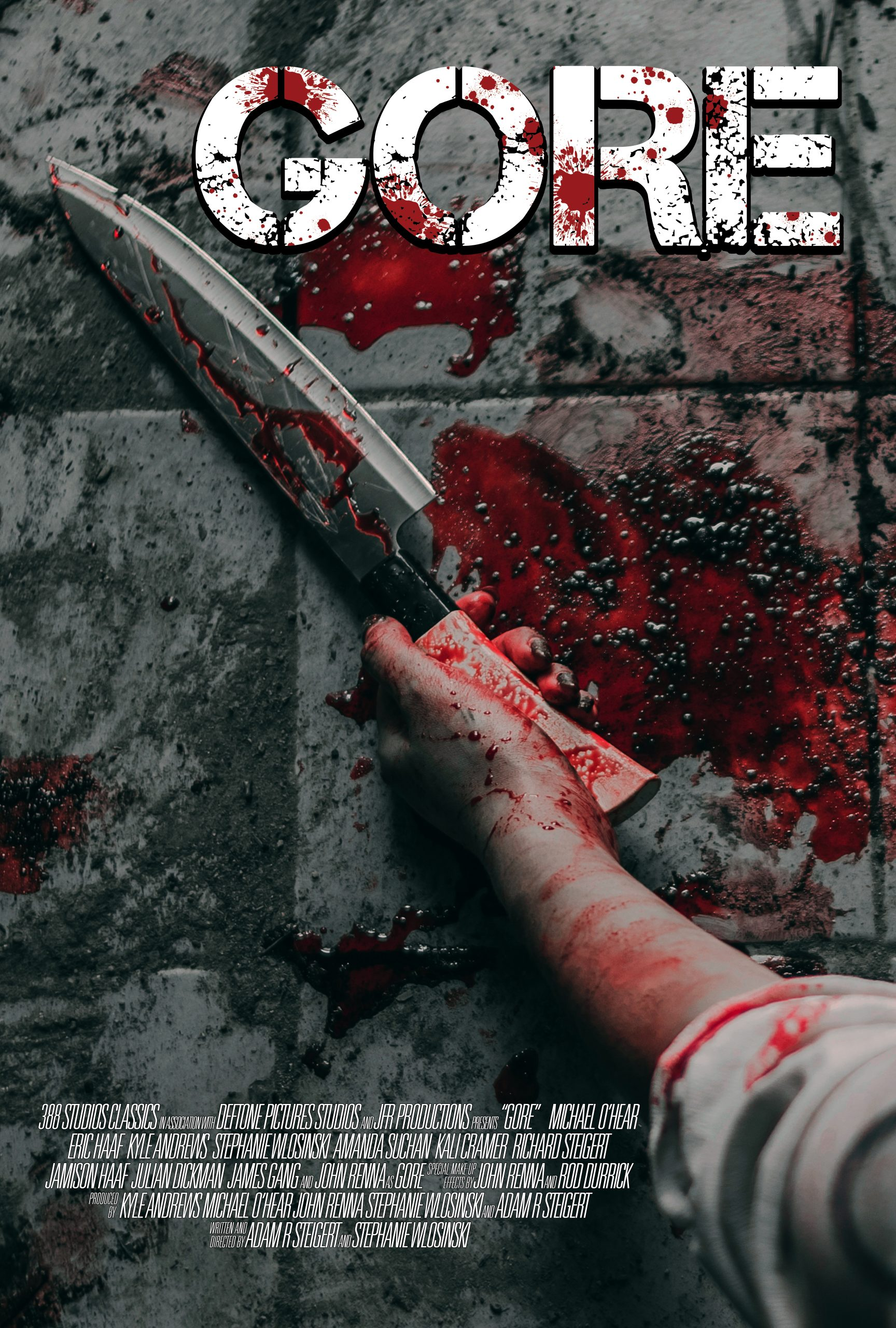 Feature FIlm Gore Poster 2020